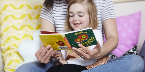 50% Off Children's Books on Amazon | Peek-a-WHO?, Goodnight Construction Site, & More