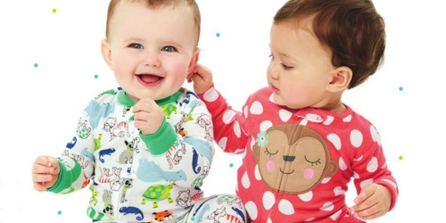 Simple Joys by Carter's Fleece Pajamas 2-Pack Only $9.05 at Amazon | Just $4.53 Each