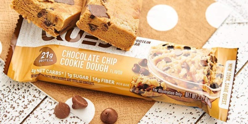 Quest Nutrition Bars 24-Count Only $20.79 Shipped for Amazon Prime Members