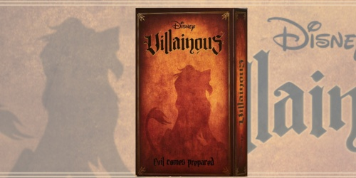 Disney Villainous Evil Comes Prepared Strategy Board Game Only $18