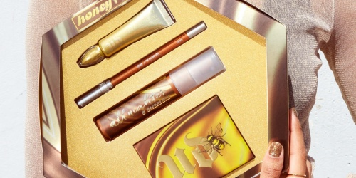 Urban Decay Honey Pot 4-Piece Set Only $25 Shipped (Regularly $59) at Macy's