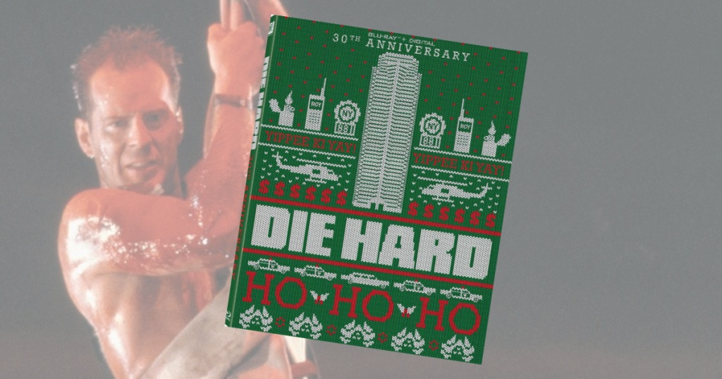 Diehard DVD Blu-Ray