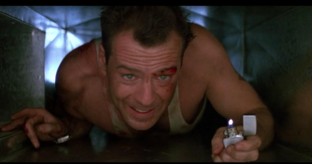 John McClane Diehard