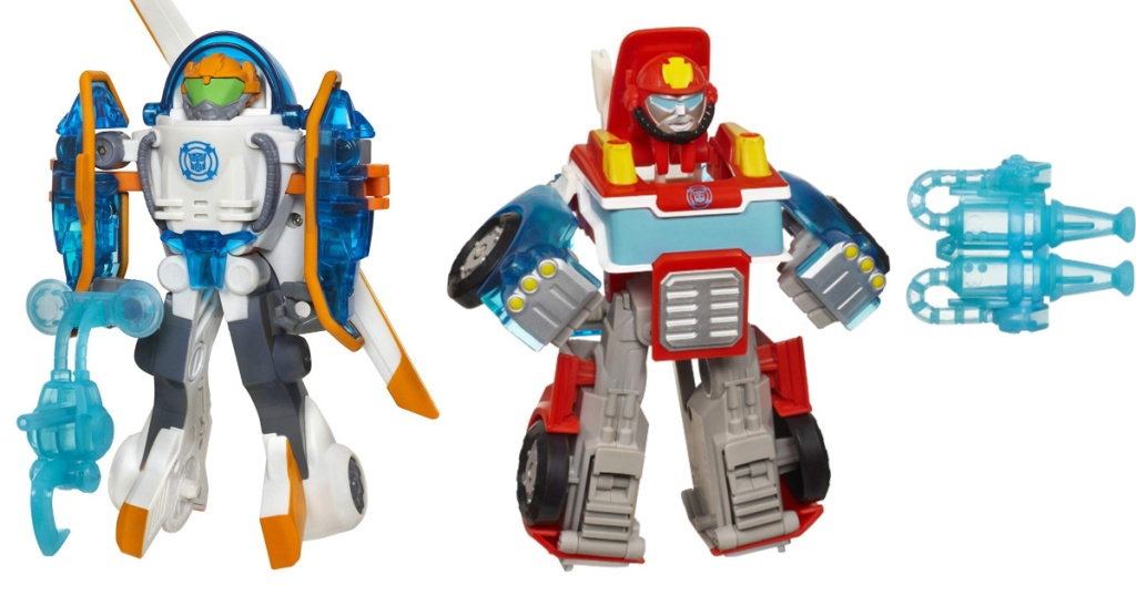 Playskool Transformers Rescue Bots