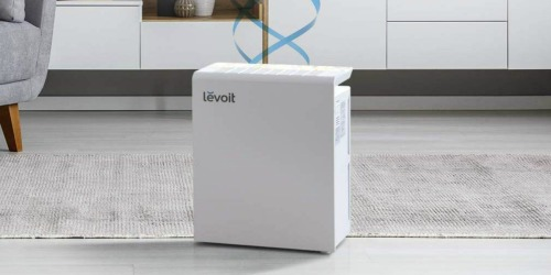 LEVOIT Air Purifier w/ Real HEPA Filter Only $109.99 Shipped on Amazon