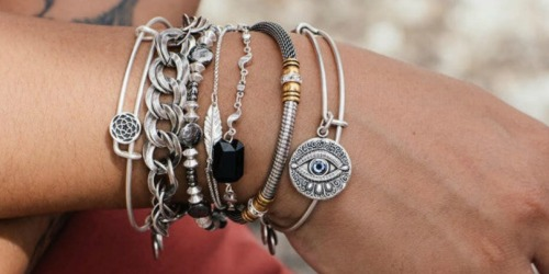 Alex and Ani Classic Charm Bracelets, Necklaces & More Only $14.99 Shipped (Regularly up to $49)