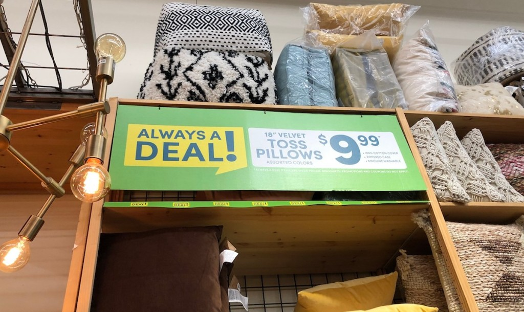 green and yellow always a deal sign in store