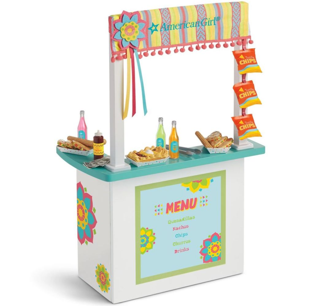American Girl Snack Stand
