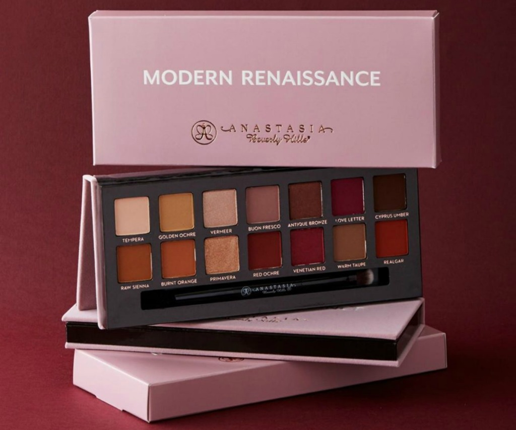 Anastasia Beverly Hills Modern Renaissance Palettes