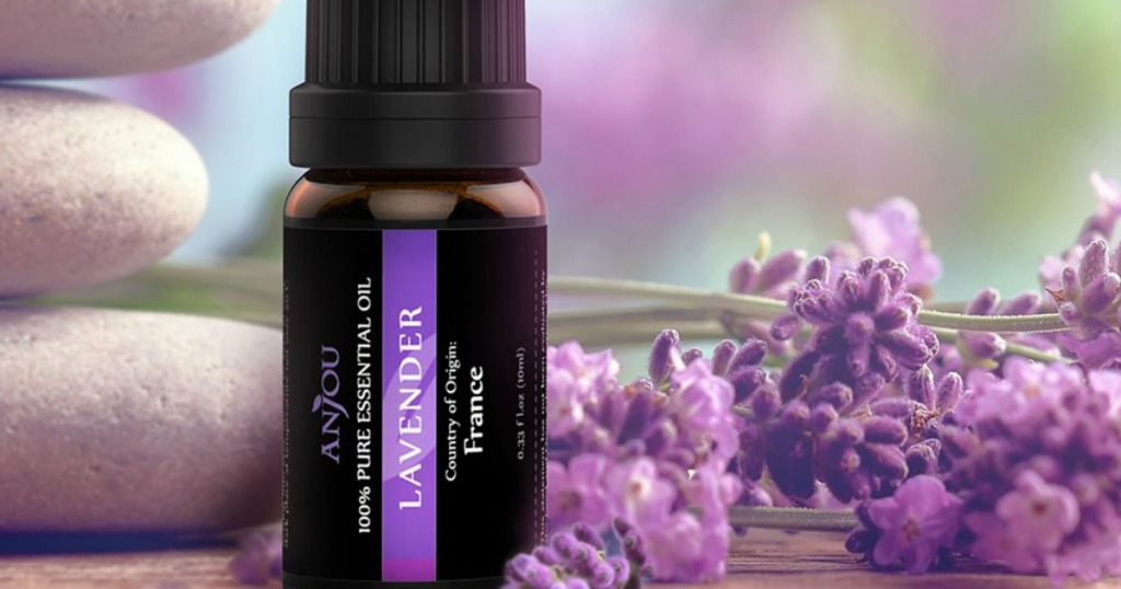 Anjou Lavender Essential Oil by lavender