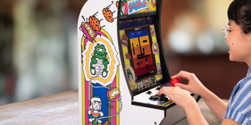 Arcade1UP Counter Arcade Games Only $99.99 Shipped (Regularly $200)