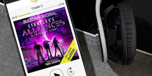 Audible Subscription Just $6.95/Month + Score up to 70% Off All Audiobooks