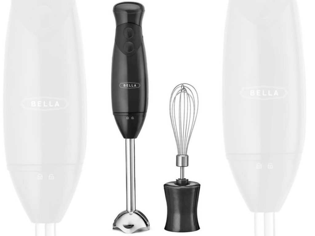 hand sized blender with whisk attachment