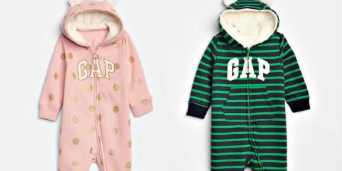 Up to 80% Off Gap Kids Sleepwear & More