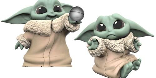 Pre-Order Star Wars The Mandalorian Baby Yoda Figurine 2-Packs | Buy 2 Get 1 at Target
