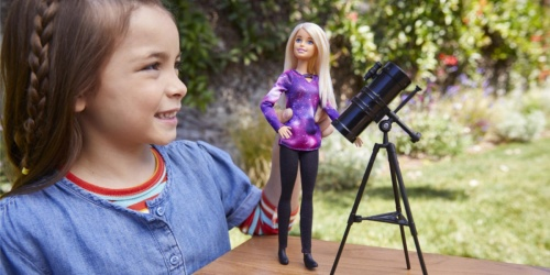 Barbie National Geographic Dolls Only $8 (Regularly $15) | Great Stocking Stuffer