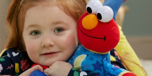 Playskool Sesame Street Lullaby & Good Night Elmo Only $9.99 at Walmart (Regularly $20)
