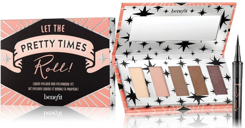 Benefit Cosmetics Let The Pretty Times Roll! Set