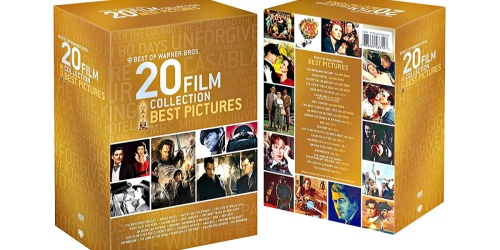 Best of Warner Bros. 20 Film Collection Only $23.96 at Amazon (Regularly $99) + More