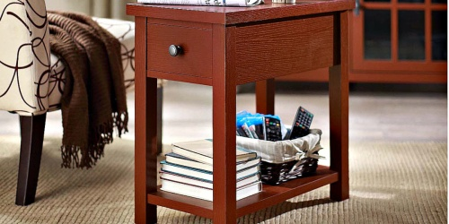 Better Homes & Gardens End Table Only $22 at Walmart (Regularly $49)
