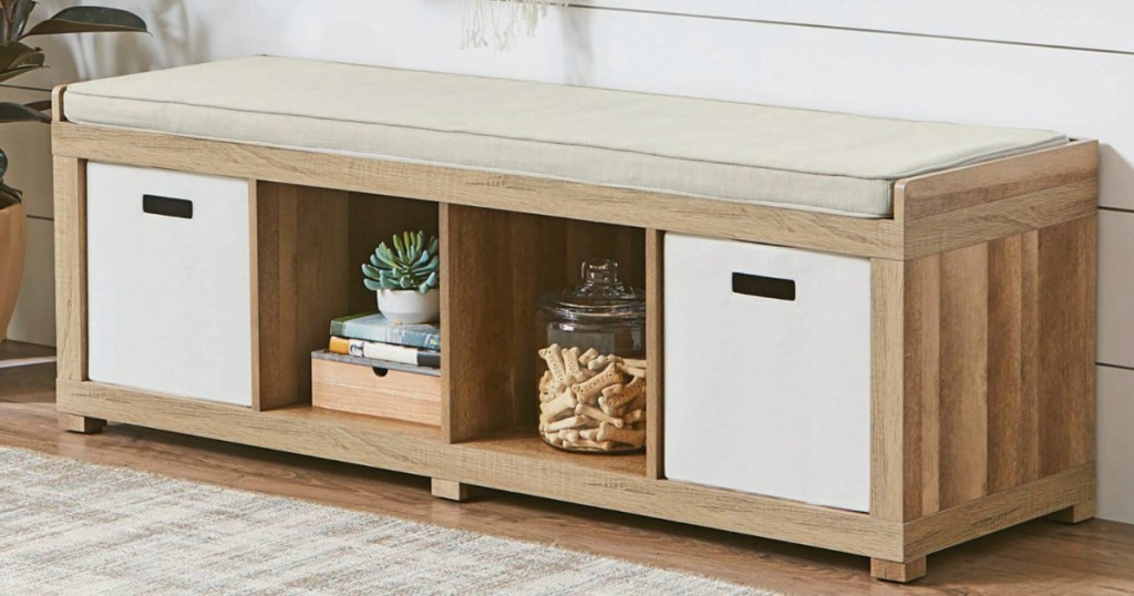 Better Homes & Garden storage bench