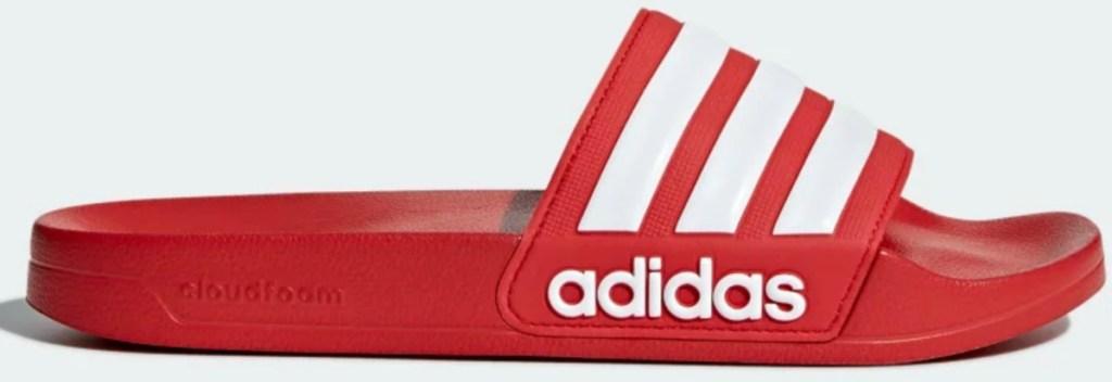 adidas men's slide
