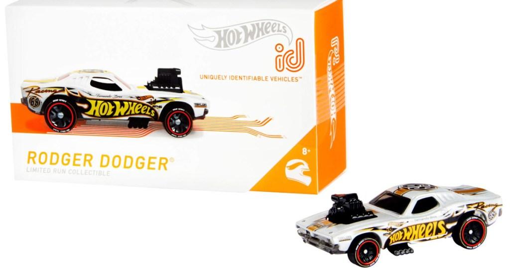 Hot Wheel Rodger Dodger Vehicle