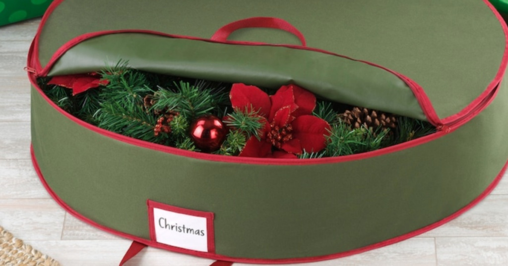 Whitmor Wreath Bag