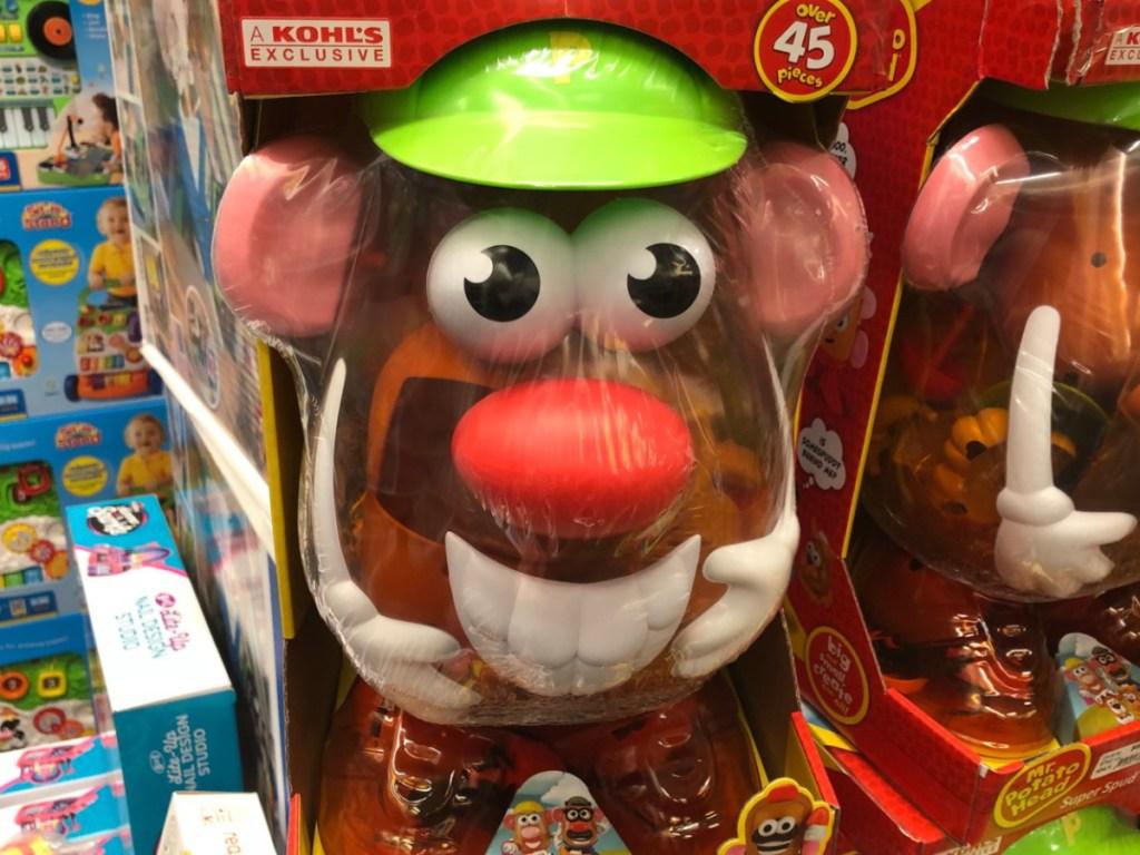 Mr. Potato Head Super Spud di Kohl's