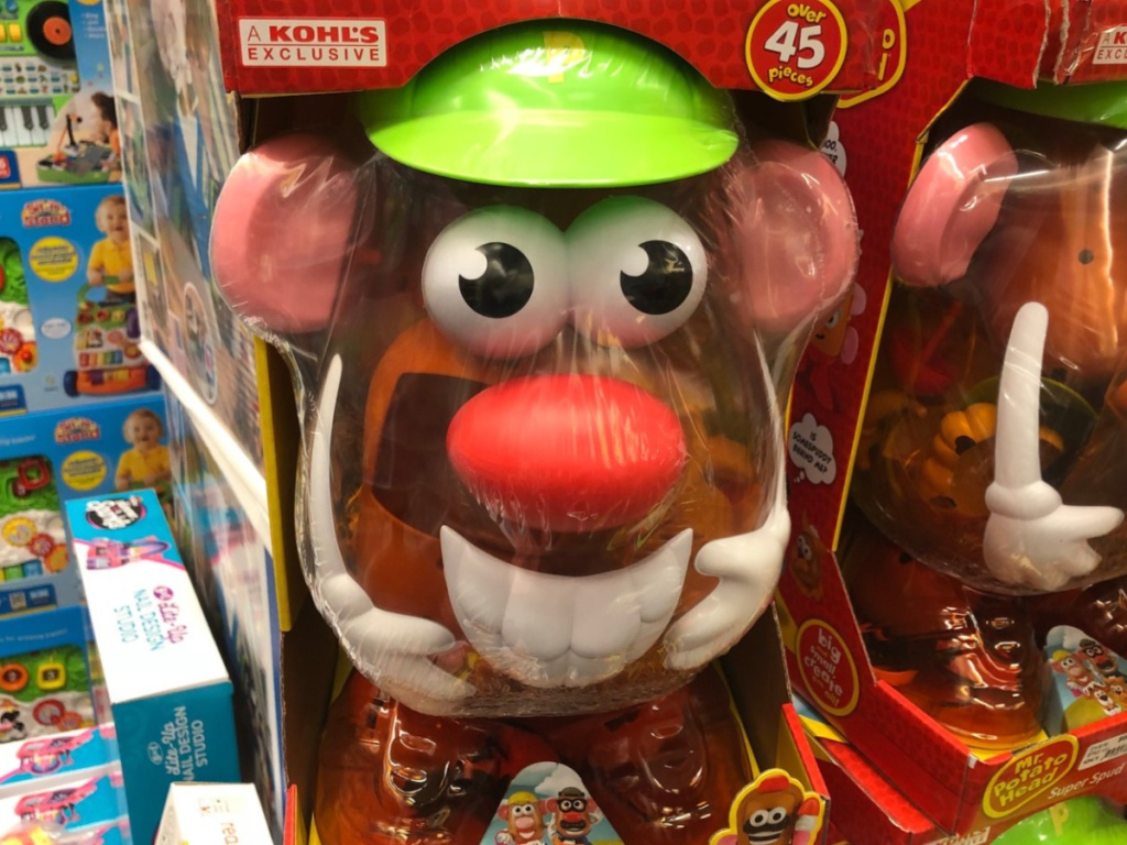 Mr. Potato Head Super Spud at Kohl's