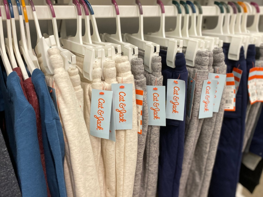 Kids and Toddler fleece at Target