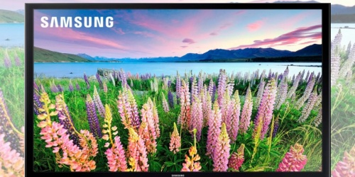 Samsung 40″ LED Smart HDTV Only $149.99 Shipped at Best Buy