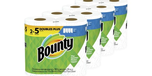 24 HUGE Rolls of Bounty Select-A-Size Paper Towels Just $32.57 Shipped at Amazon