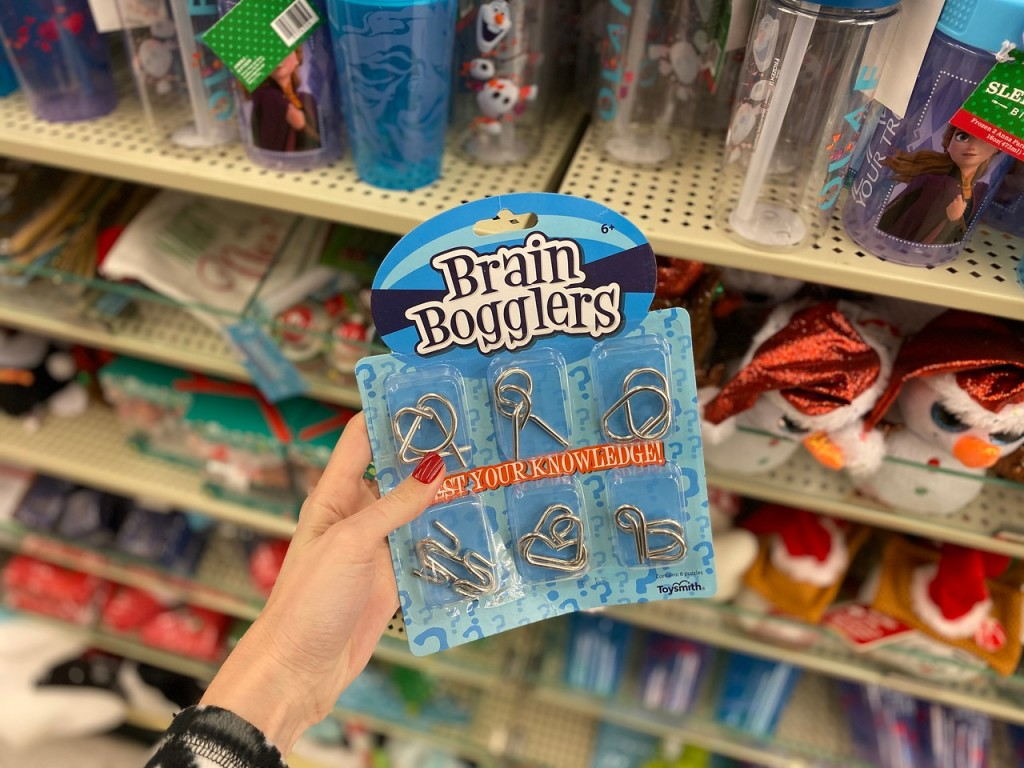 Brain Bogglers Hobby Lobby