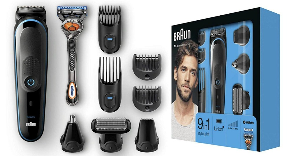 Braun all in one Trimmer