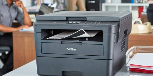 Brother Wireless Monochrome Laser Printer Only $89.99 Shipped (Regularly $170)