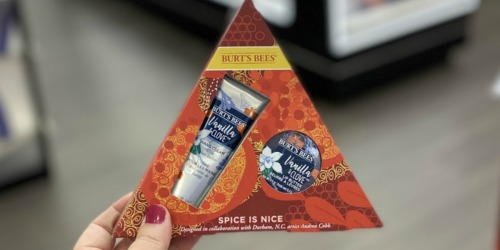 Up to 35% Off Burt's Bee Gift Sets at Target