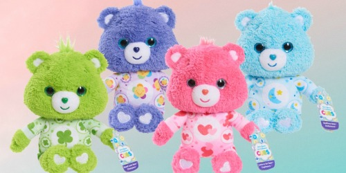 Care Bears Cubs 4-Pack Only $11.99 at Walmart (Regularly $25)