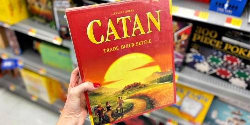 Catan Board Game Only $21 (Regularly $50) | Awesome Reviews