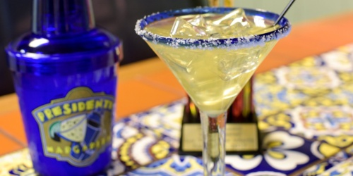 Presidente Margarita Only $5 at Chili's Through Election Day