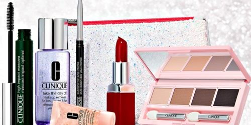 Over $169 Worth of Clinique Items Only $29.62 Shipped at Macy's