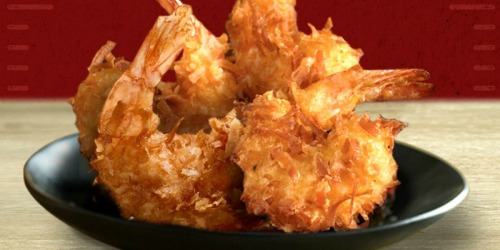 New Outback Steakhouse Coupon | FREE Coconut Shrimp Appetizer w/ Purchase