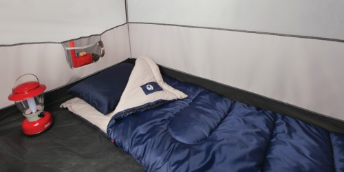 Coleman Brazos Sleeping Bag Only $21.98 (Regularly $40)