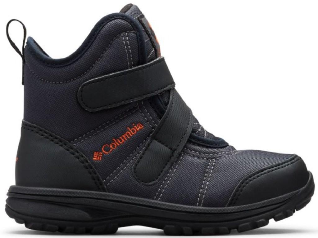 kids columbia winter boots
