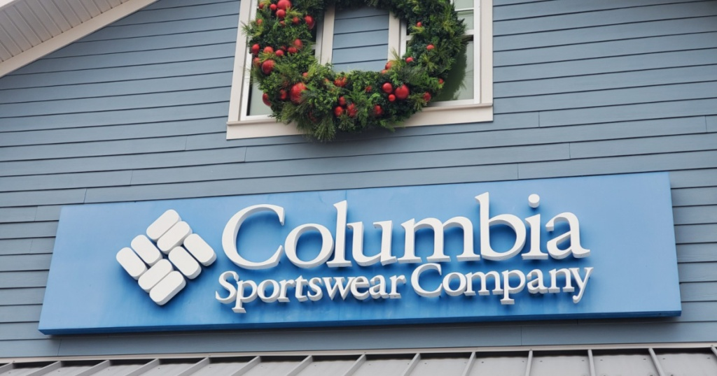 columbia store front