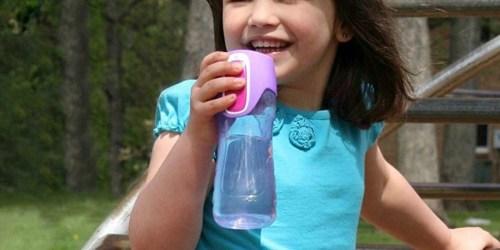 Contigo AUTOSEAL Trekker Kids Water Bottle 2-Pack Only $7.19 on Amazon