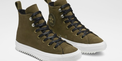 60% Off Converse Water-Repellent Boots + Free Shipping
