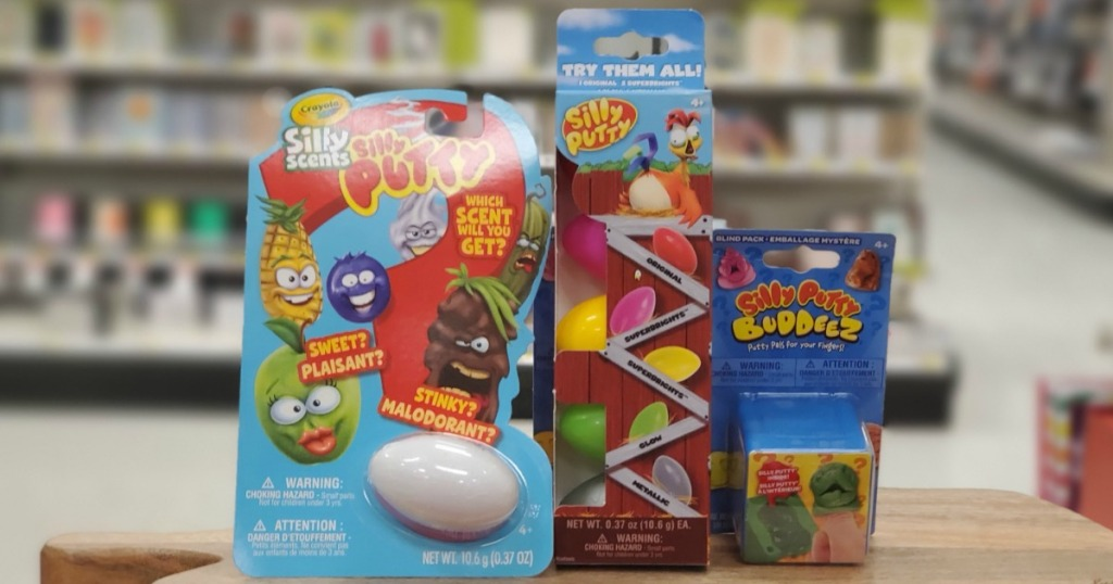 Crayola Silly Putty at Target