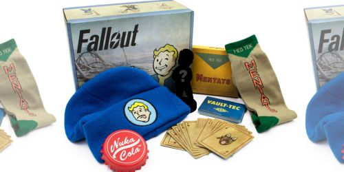 CultureFly Fallout Collectible Box Only $9.99 at Walmart (Regularly $20)