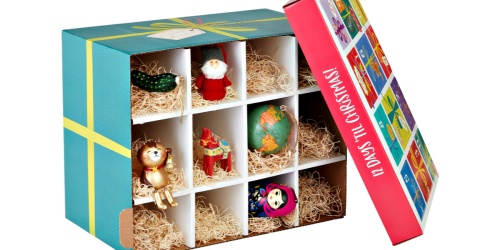 FREE DIY 12-Day Advent Calendar Gift Box for Cost Plus World Market Rewards Members ($7.99 Value)